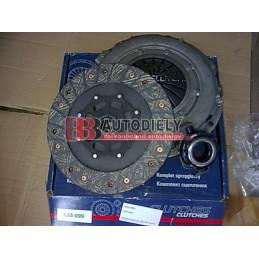 FIAT MULTIPLA 1/99-9/04- Spojkový komplet SRL 1,9 JTD
