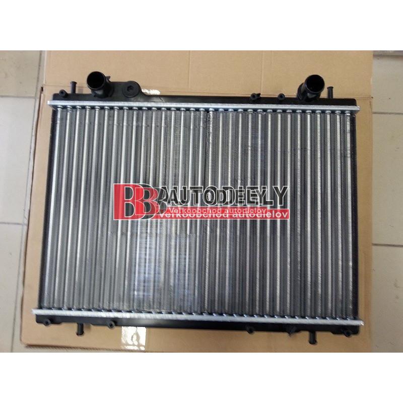 FIAT BRAVA/BRAVO 8/95- Chladič vody pre 1,2 16V- 1,9 TD- 1,9JTD
