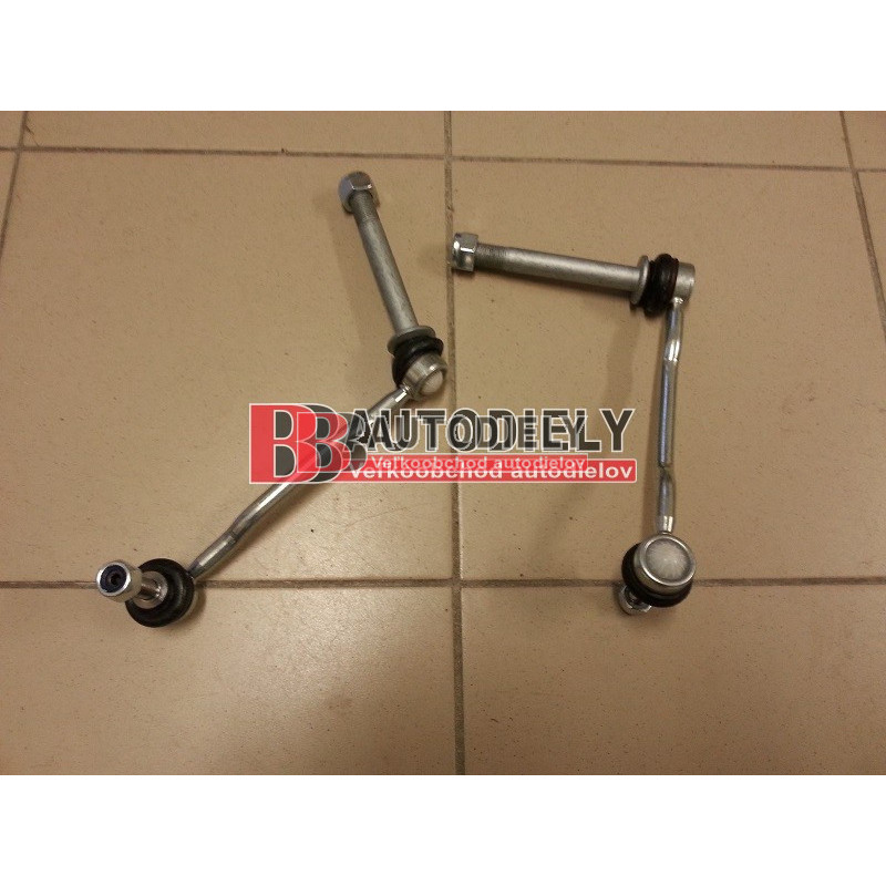 PEUGEOT 407 5/04- SADA Predné tyčky stabilizátora L+P