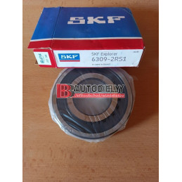 SKF ložisko 6309-2RS1