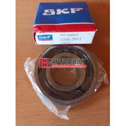 SKF ložisko 6306-2RS1