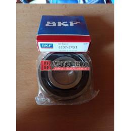 SKF ložisko 6207-2RS1