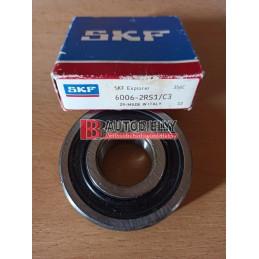 SKF ložisko 6006-2RS1/C3