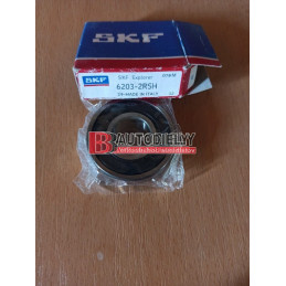 SKF ložisko 6203-2RSH