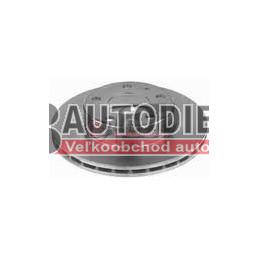 Alfa Romeo 166 9/98-9/03- SADA Predné kotúče L+P /FEBI/
