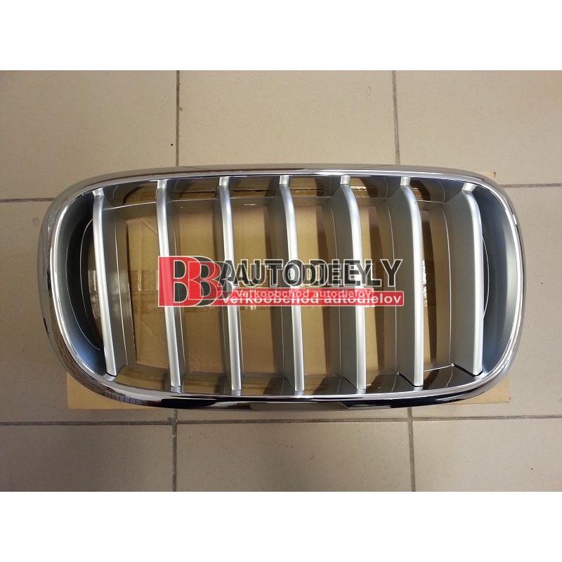 BMW X5 F15 10/2013- Pravá mriežka masky