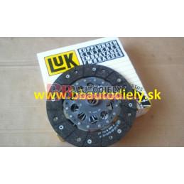 AUDI A4 10/00-9/04- Spojková lamela LUK -1,9TDi /96KW/