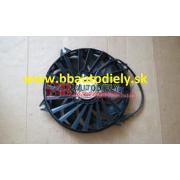 PEUGEOT 807 6/02- Ventilátor chladiča komplet /2,0HDi-2,2HDi/