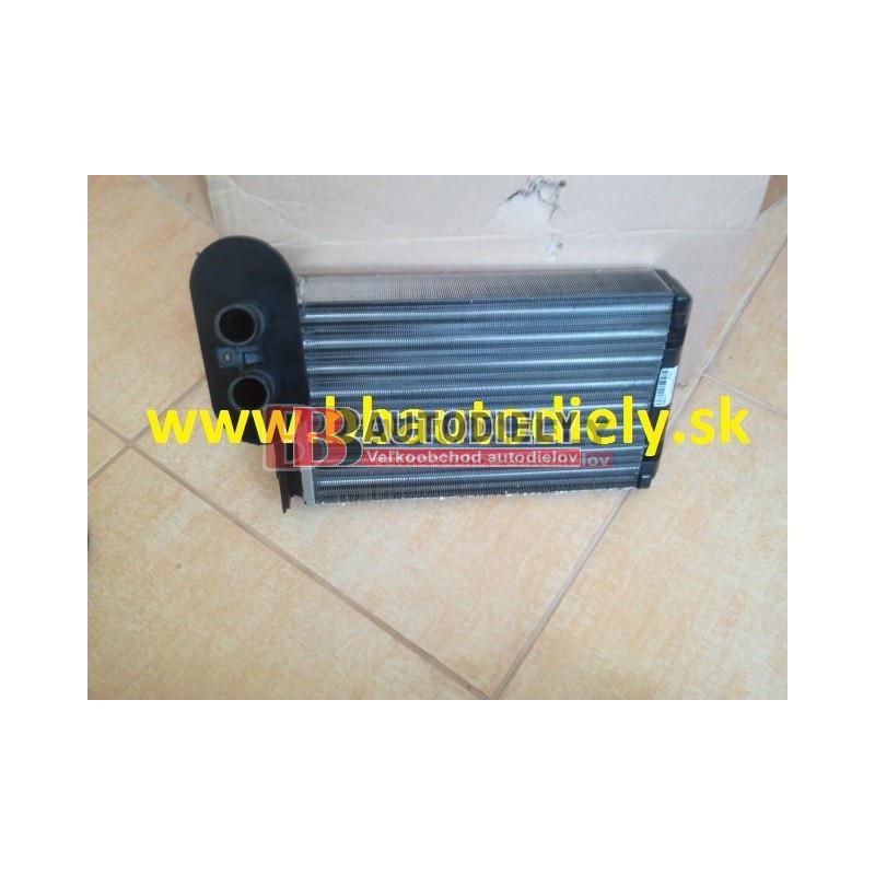 VW PASSAT B4 10/93-9/96- Radiátor kúrenia /pre všetky typy/ - A3, TOLEDO, OCTAVIA, CADDY