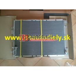 KIA SORENTO 5/02- Chladič klimatizácie /pre všetky typy/ - TYP DOOWON