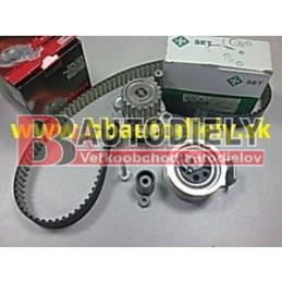 Audi A2 9/00-Rozvodová sada  - 1,4TDi /55-66KW/