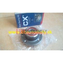 FIAT MULTIPLA 1/99-9/04- Zadný náboj s ložiskom L-P,obojstranný /CX/ -bez ABS