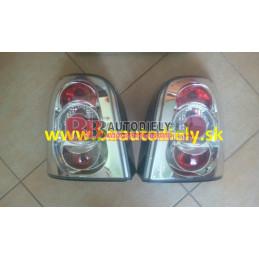 AUDI A4 10/94-2/99- Zadné svetlá SADA Tuning /KOMBI/