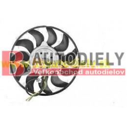 AUDI A4 10/00-9/04- Ventilátor chladiča /1,6i-1,8i-2,0-1,9TDi/ - lavá strana