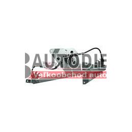 AUDI A6 3/97-6/01- Mechanizmus okna Zadný - Pravý
