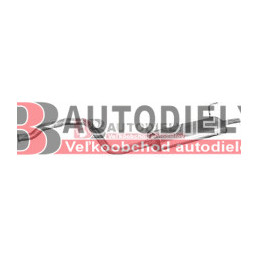 Audi 80 10/91-11/94-Zadný diel výfuku