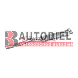 Audi 80 10/91-11/94-Stredný diel výfuku