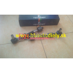 Audi A4 3/99-9/00- Tyčky riadenia + čapy SADA /TEKNOROT/