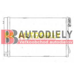 BMW 1 E87 9/04- Chladič klimatizácie /116i-118i-120i-130i/