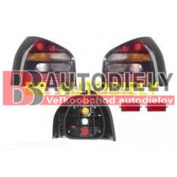 AUDI A3 9/00-5/03- Zadné svetlá SADA /Tuning/