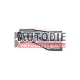 VW GOLF VI 11/2008- Držiak zadného nárazníka lavý /vnútorný/