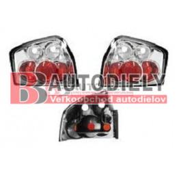 Audi A4 10/00-9/04- Zadné svetlá Tuning /SDN/