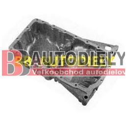 Audi A4 10/00-9/04-  Olejová vaňa /1,6i-1,9 pumpa-dýza/