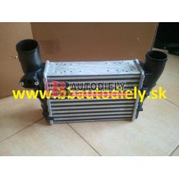Audi A4 10/00-9/04- Chladič vzduchu INTERCOOLER /1,8 TURBO/