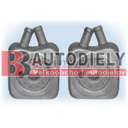 Audi A4 10/00-9/04-  Chladič oleja /1,6-1,8T-1,9TDi -74KW/