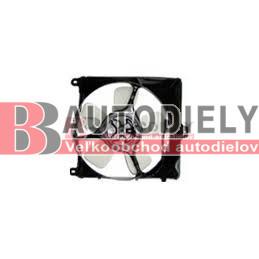 DAEWOO TICO 2/95- Ventilátor chladiča