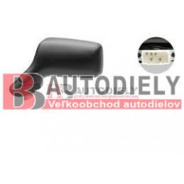 AUDI 80 10/91-11/94- Spätné zrkadlo Lavé /elektrické/
