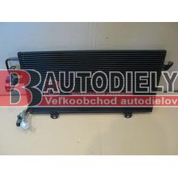 AUDI 80 10/91-11/94- Chladič klimatizácie /1,9TDi/
