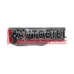 AUDI 80 10/91-11/94- Zadné čelo - Dolné pre Sedan