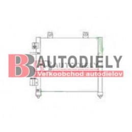 OPEL AGILA 4/00-4/08- Chladič klimatizácie /pre všetky typy/