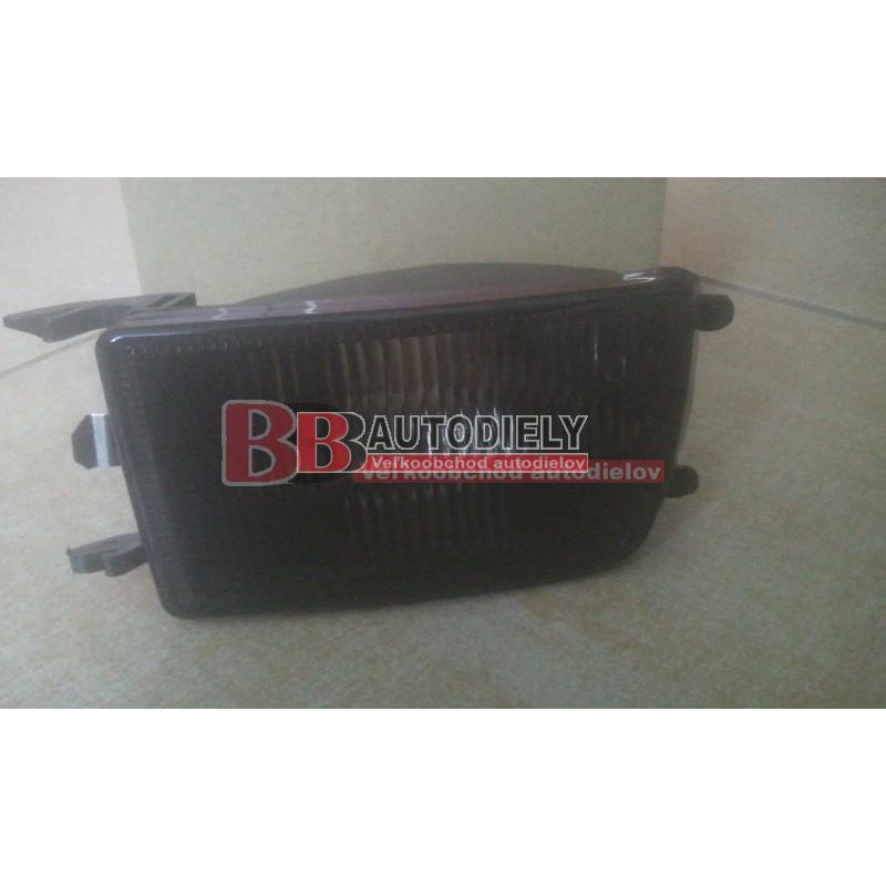 VW GOLF III 9/91-4/99- Smerovka Lavá /v nárazníku dymová/