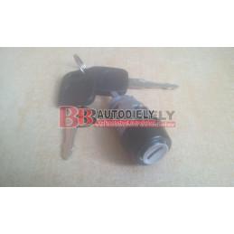 AUDI 80 10/91-11/94- Vložka spínacej skrinky + 2 klúče