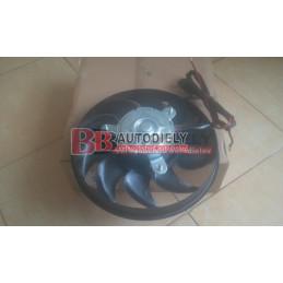 AUDI 80 10/91-11/94- Ventilátor chladiča /2,0-1,9TD/TDi-2,6-2,8/