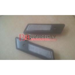 BMW E34 5 2/88-11/95- Bočné smerovky /biele/