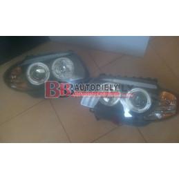 BMW 1 E87 9/04- Predné svetlá SADA /Tuning/