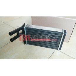 AUDI 80 10/91-11/94- Radiátor kúrenia /pre všetky typy/