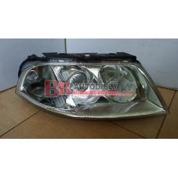 VW PASSAT B5+ 11/00-3/05- Predné svetlo Pravé