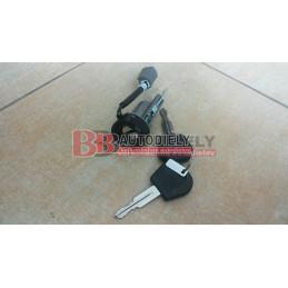 DAEWOO LANOS 2/97- Spínacia skrinka + 2 klúče /s imobilizérom/