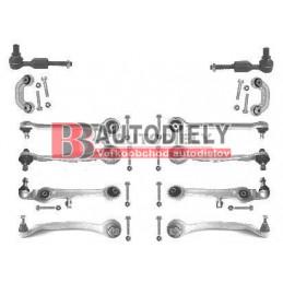 Audi A4 10/00-9/04- Komplet sada Ramien+tyčky+čapy riadenia /MASTER SPORT/