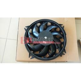 PEUGEOT 807 6/02- Ventilátor chhladiča /2,0JTD-2,2JTD-3,0/