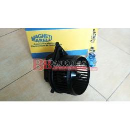 FIAT DOBLO 11/05- Ventilátor kúrenia /bez AC/