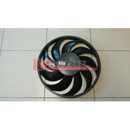 PEUGEOT 807 6/02- Vrtula ventilátora /bez motora/-385mm