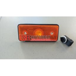 MERCEDES BENZ SPRINTER 4/00-4/06- Obrysové svetlo /Oranžové/