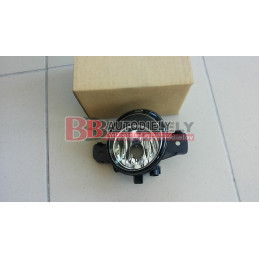 RENAULT CLIO III 6/09-2012- Predné hmlovka pravá