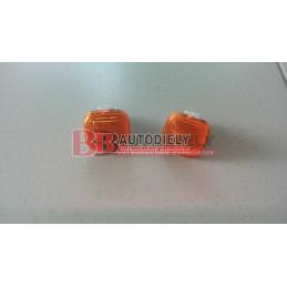 ŠKODA FABIA 8/04-12/06- SADA Bočné smerovky L+P /oranžové/