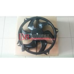 PEUGEOT 807 6/02- Ventilátor chladiča /385mm/ -2,0HDi